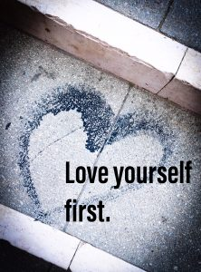 learn to love yourself through therapy