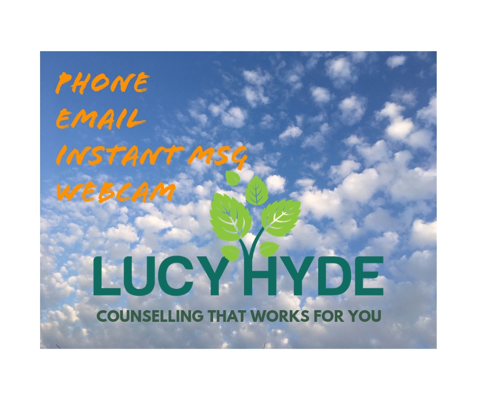 Lucy Hyde online counsellor