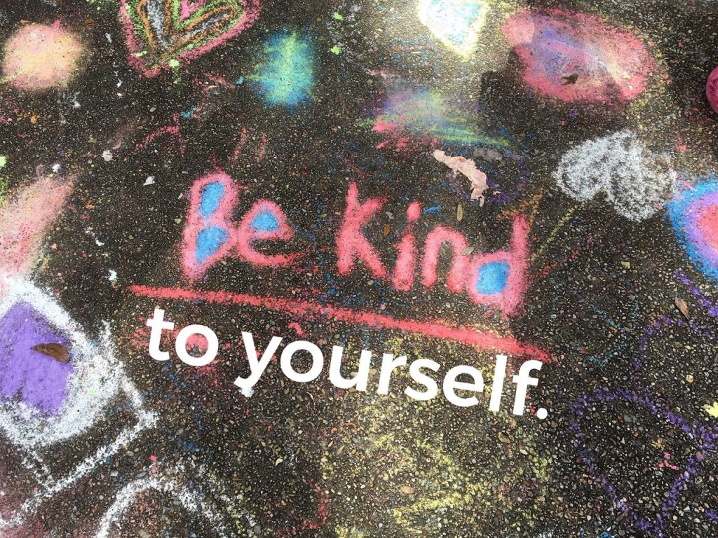 Be kind Lucy Hyde online counselling