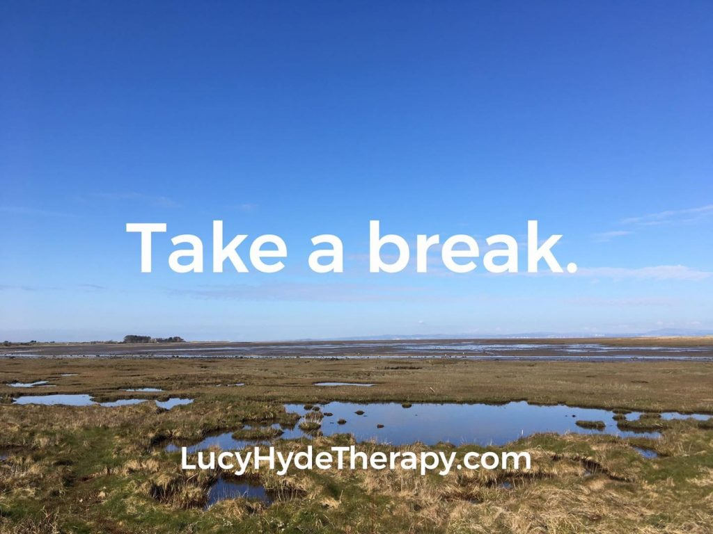 Online therapy to help you relax